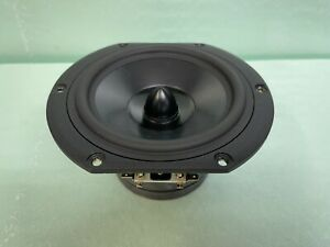 "Peerless 850489 4.5"" Shielded Phase Plug Speaker HDS134 6.5"" Mid-Woofer Bass"