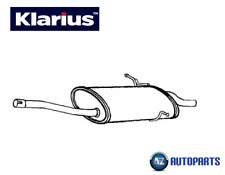BMW - 3 Series E46 1998-2005 Rear Exhaust Silencer Back Box + Fittings Klarius