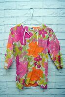 Polo DOLCE & GABBANA Bimba Kids Taglia XS Righe Maglia Cotone Shirt Hemd Bambina