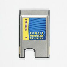 Antec Pcmcia Sony Memory Stick Adapter - Tested
