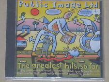 PUBLIC IMAGE LTD -The Greatest Hits, So Far- CD