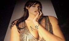 Angelina Jolie Hott Actress Look Hand Signed 11x14 Autographed Photo COA Proof