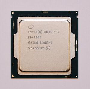 Intel Core i5-6500 3.20 GHz, 6M Cache, SR2L6, LGA1151, 4 Core Processor