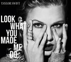 TAYLOR SWIFT - LOOK WHAT YOU MADE ME DO (2-TRACK)   CD SINGLE NEW!