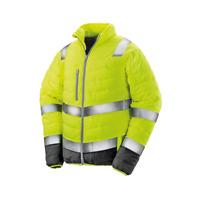 Result Safeguard Soft Padded Safety Jacket