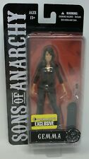 Sons of Anarchy Entertainment Earth Exclusive Gemma Action Figure