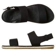 Kustom Womens Footwear  Anika Black Sandal  RRP $129  New in Box