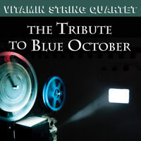 Various Artists - Vitamin String Quartet Tribute To Blue October [New CD]
