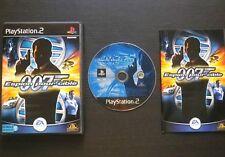 JEU Sony PLAYSTATION 2 PS2 : JAMES BOND 007 DANS... ESPION POUR CIBLE complet