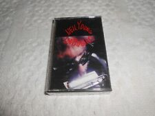 NEIL YOUNG, UNPLUGGED CASSETTE TAPES SEALED