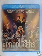 The Producers [2005] (Blu-ray Region A)~~~~Matthew Broderick, Nathan Lane~~~~NEW