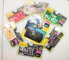 New Tiger Electronics Quiz Wiz Game w/Extra Quiz Books & Cartridges 8+ 1993 NIP