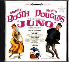 JUNO- Original 1959 Musical Cast Recording Shirley Booth/Melvyn Douglas CD 2002