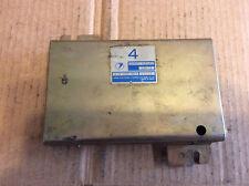 88 1988 Subaru Justy Engine Control Computer Module ECM 22601KA040