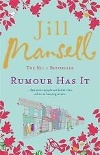 Rumour Has it by Jill Mansell (Paperback) New Book