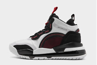 Men's Jordan Jumpman Aerospace 720 Basketball Shoes Red/ Black/ Grey BV5502-100