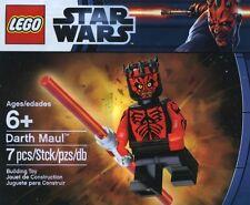 New Lego RARE STAR WARS Shirtless Darth Maul Minifigure Polybag - 5000062