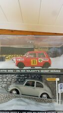 James Bond 007 On Her Majesty's Secret Service Diecast 1.43 UAC model cars X 6