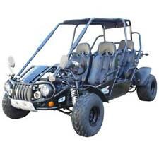 New TrailMaster 300 Xrs4 300cc 4-Seat Go Kart with Automatic Transmission w/Reve