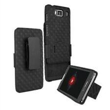 OEM Motorola Droid Razr Hd Shell Combo W/holster & Kickstand Xt926
