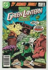 Green Lantern 202 strict VF/NM 1st Green Lantern Corps takes over this tittle pa