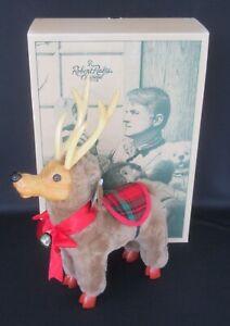 """Twinkles"" Robert Raikes Original w/ Box Christmas Reindeer Ltd Edition 1993"