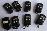 New LDV Maxus Van 2 Button remote Key Fobs 433Mhz Part No. A-0684G02D Pektron