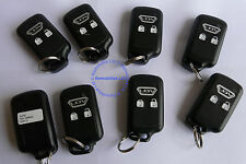 New LDV Maxus Van 2 Button remote Key Fobs 433Mhz Part No. A-0684G02D Pektron