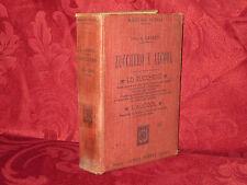 Manuale Hoepli Zucchero e Alcool Rapporti Agricoli, Fisiologici e Sociali 1905