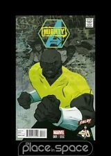 MIGHTY AVENGERS, VOL. 2 #1 - COMIC BOOK LEGAL DEFENSE FUND EXCLUSIVE VARIANT