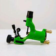 Green Dragonfly Rotary Liner Shader Body Art Tattoo Machine Gun