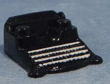Máquina De Escribir Remington De Metal, Casa De Muñecas Miniaturas, escala 1.12