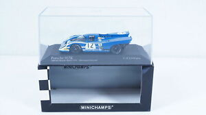1:43--PMA/ MINICHAMPS--Porsche 917K #12..LIMITIERT  / 16 D 606