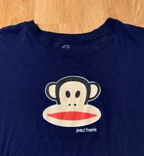 Paul Frank Logo T-Shirt Size Men's 2XL XXL