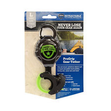 Boomerang Progrip Rod & Paddle Gear Tether with Carabiner for Paddle Board Paddl