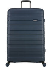 Antler Juno 2 Large 123l Hardcase Suitcase TSA Lock Travel Luggage Trolley Navy