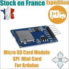 Micro SD mini Storage Board TF Card Reader Memory Shield Module SPI for arduino