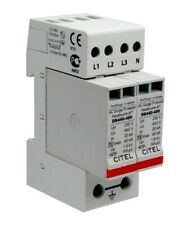 More details for citel 3p+n  surge protection 280v type 2 imax 40ka ds440-280