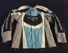Womens Racer Girl FXR Racing Winter Snowmobile Jacket Size 2xs 4