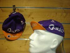 Rennrad Cap Nalini Aldro Cycling Cap orange-lila Nalini Cappellino Eddy Merckx