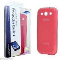Étuis, housses et coques rose en plastique rigide pour téléphone mobile et assistant personnel (PDA) Samsung