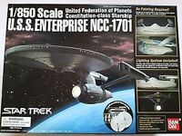 1/850 U.S.S. ENTERPRISE NCC-1701 Star Trek BANDAI