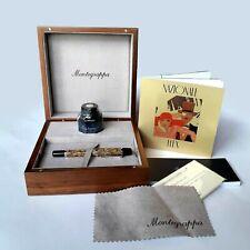 Montegrappa Nazionale Flex Indian Rainbow Limited Edition Fountain Pen 001/100