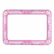 Pink Inflatable 60 x 80cm Picture Frame Selfie Photobooth Party Prop