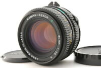 【EXC+5】 MAMIYA Sekor C 80mm f2.8 N Lens For M645 1000S Super TL From JAPAN g98