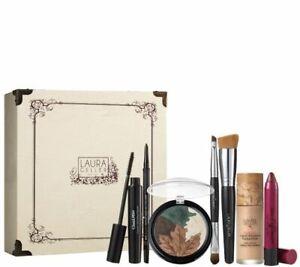 LAURA GELLER ITALIAN GARDEN  Makeup Kit 7pcs SET ~ MEDIUM