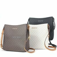 New Michael Kors Jet Set Large Messenger Crossbody