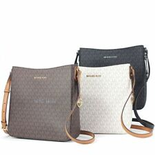 New Michael Kors Jet Set Travel Large Messenger Crossbody
