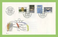 Denmark 1991 Danish Design set on First Day Cover