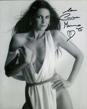 CAROLINE MUNRO Signed Original Autographed Photo 8x10 COA